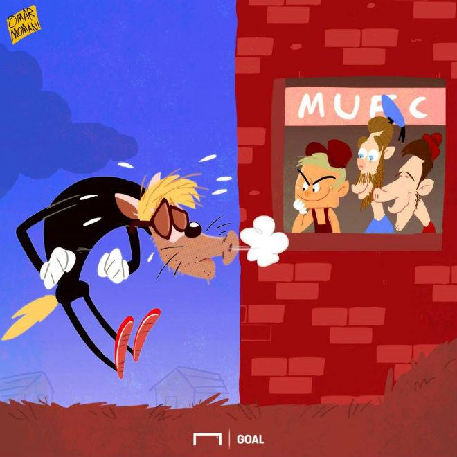 """MU 2 trận, 1 bàn, 0 thua: """"Ăn rùa"""" để chờ ngày """"bung lụa"""" 1"""