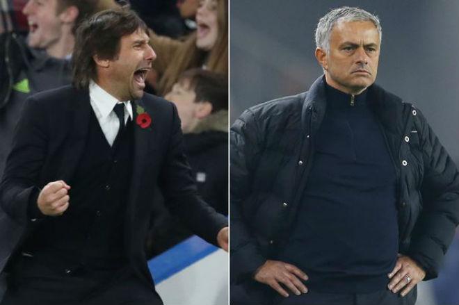 "MU, Chelsea gặp bão chấn thương: Conte, Mourinho ""võ mồm"" nảy lửa - 1"