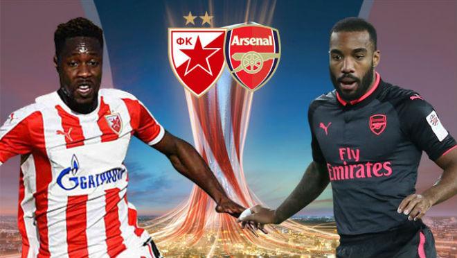 Chi tiết Crvena Zvezda - Arsenal: Người hùng quen mặt (KT) 23