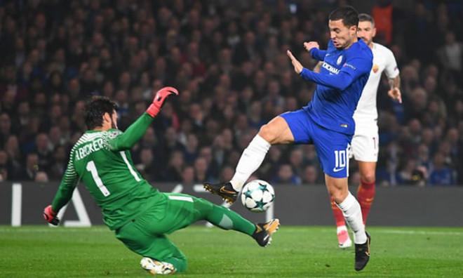 Chi tiết Chelsea - Roma: Kịch tính đến phút 90+4 (KT) 19