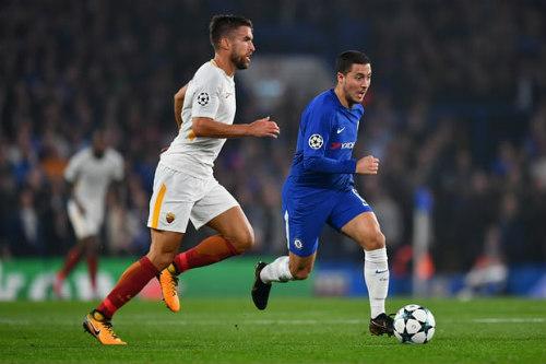 Chi tiết Chelsea - Roma: Kịch tính đến phút 90+4 (KT) 21
