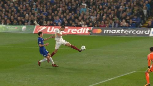 Chi tiết Chelsea - Roma: Kịch tính đến phút 90+4 (KT) 23