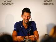 Tin thể thao HOT 19/10: Djokovic hứa đánh bại… chính mình