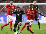 Benfica - MU: Bị chê thắng rùa, Mourinho tấm tắc khen phòng ngự quá hay