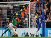 Chelsea - Roma: Tưng bừng siêu phẩm, nghẹt thở 6 bàn