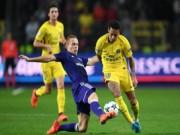 Kết quả bóng đá Anderlecht - PSG: Đau đớn vì đòn phủ đầu (Hiệp 1)