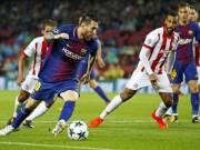 Góc chiến thuật Barca - Olympiakos: Siêu tấn công khỏa lấp sai lầm