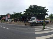 Ô tô biển xanh chở Giám đốc Sở gặp tai nạn, 1 người chết