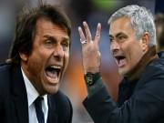 "MU, Chelsea gặp bão chấn thương: Conte, Mourinho  "" võ mồm ""  nảy lửa"