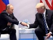 Ông Putin và Trump  ' để ngỏ '  chuyện hội đàm riêng ở Đà Nẵng