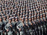 Ông Tập Cận Bình: Quân đội TQ sẽ hùng mạnh bậc nhất thế giới