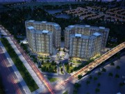 Hơn 85% căn hộ K, Lđã có chủ, Xuân Mai Corp tiếp tục ra mắt 3 tòa mới F, G, H