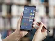 Bút S-Pen trên Galaxy Note 9 hứa hẹn còn thú vị hơn nhiều