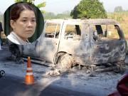 Con gái thuê người đốt ô tô khiến cha tử vong với giá 220 triệu