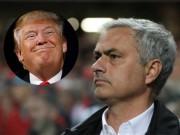 MU tưng bừng rồi tẻ nhạt: Mourinho  & amp;  bí quyết Donald Trump