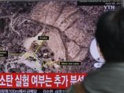 Ngọn núi Triều Tiên  mệt mỏi  sau 5 lần thử hạt nhân