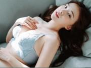 """"""" Thiên thần nội y """"  xứ Hàn khiến trai trẻ đổ xô theo dõi Instagram"""