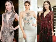 """Giật mình khi  """" cặp tuyết lê """"  của mỹ nữ Việt bỗng dưng... phẳng lỳ"""