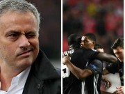 MU bất bại, Mourinho vẫn dễ  bay ghế  vì người cũ Barca