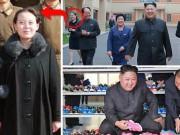 Em gái Kim Jong-un bất ngờ xuất hiện cùng anh trai?