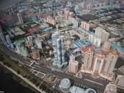 Đoạn video đầu tiên soi mọi ngóc ngách ở thủ đô Triều Tiên