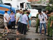 Tài xế bị đồng hương đâm chết trong chợ đầu mối ở Sài Gòn