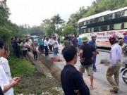 Hai phụ nữ tử vong tại chỗ vì va chạm với xe khách