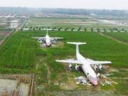 TQ: Bỏ 25 tỉ đồng mua 2 máy bay cũ về làm khách sạn