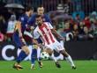"""TRỰC TIẾP Barcelona - Olympiakos: Messi  """" tháo khóa """"  bằng siêu phẩm"""