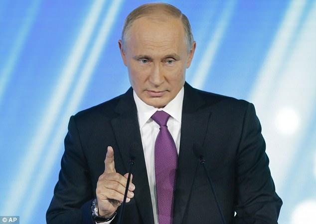 """Tuyên bố của ông Putin khiến Mỹ """"lạnh gáy"""""""