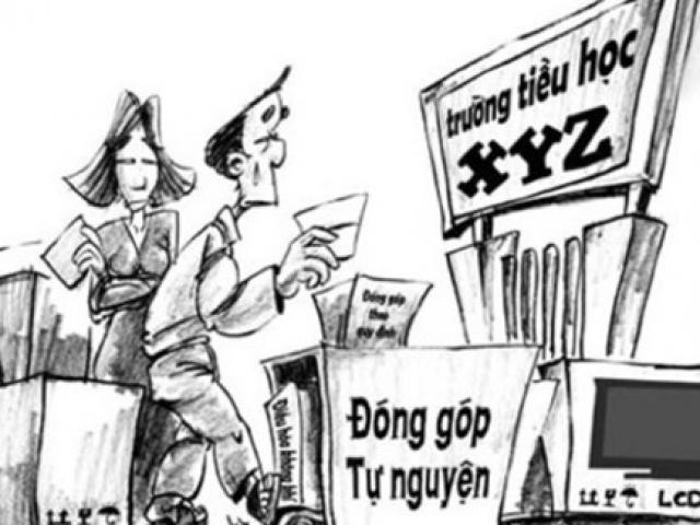 Bộ Giáo dục và Đào tạo quyết xử lý dứt điểm lạm thu trường học - 2
