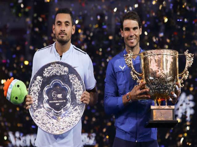 Tin thể thao HOT 20/10: Kyrgios hạ thấp Nadal hơn Tsonga