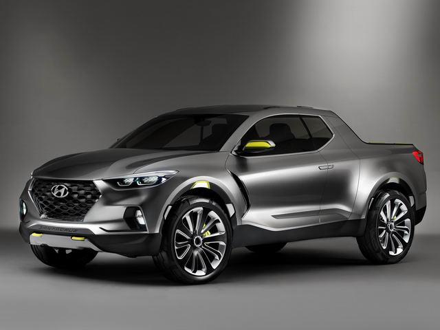 Hyundai muốn làm xe bán tải hiệu suất cao - 1