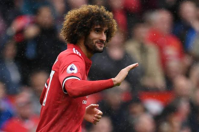 """Chuyển nhượng MU: Mourinho nhận """"cái tát"""", Fellaini lắc đầu gia hạn 1"""
