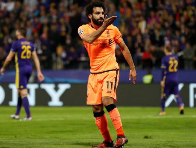 Tin HOT bóng đá tối 20/10: Sao Liverpool vượt Messi, hay nhất cúp C1 1