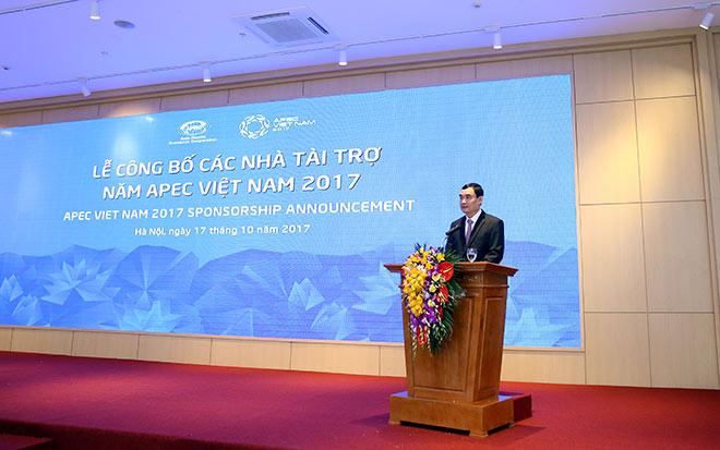Vang Việt được chọn chiêu đãi nguyên thủ tại APEC 2017 - 2