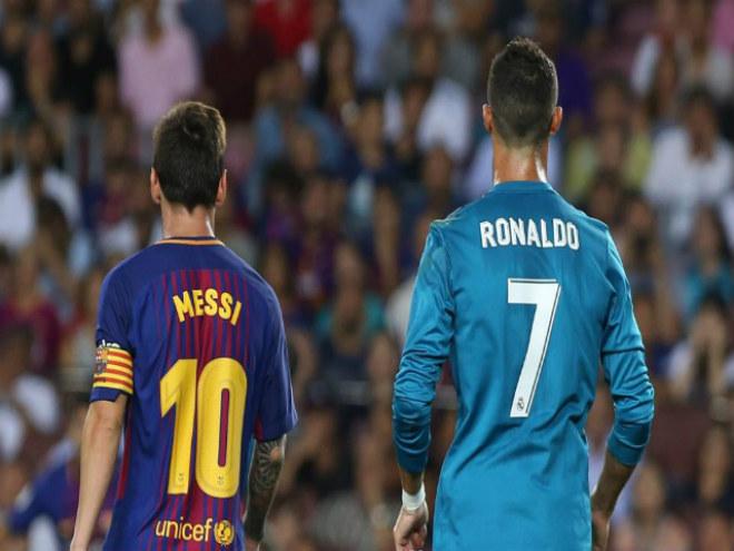 Đua 100 bàn cúp châu Âu: Ronaldo chỉ giỏi 11m, Messi đáng khâm phục 1