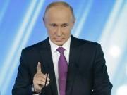 """Tuyên bố của ông Putin khiến Mỹ  """" lạnh gáy """""""