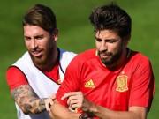 Pique, Ramos  nổi loạn  trước World Cup 2018: Vì nữ nhân quyền lực