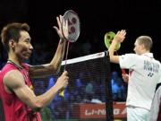Cầu lông: Lee Chong Wei thua tê tái, ai cản nổi  Siêu nhân  Axelsen