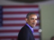 Ông Obama bất ngờ tham gia chiến dịch tranh cử Thống đốc