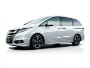 Honda Odyssey 2017 ở Việt Nam cải tiến, giá 1,99 tỷ đồng