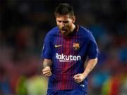 Barca lo sợ: Ngoài Messi, gần toàn đội đều  chân gỗ