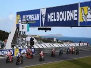 Đua xe MotoGP: Thêm sao rơi rụng,  tam mã  chỉ còn  song mã