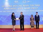 Vang Việt được chọn chiêu đãi nguyên thủ tại APEC 2017