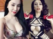 """Nữ DJ bốc lửa nhất Hà thành khiến Khắc Việt tình nguyện  """" vào tròng """""""