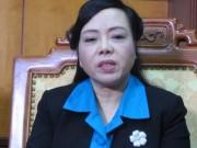 Bộ Y tế không đề nghị xử phạt bác sĩ  bôi nhọ  Bộ trưởng