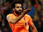 Tin HOT bóng đá tối 20/10: Sao Liverpool vượt Messi, hay nhất cúp C1