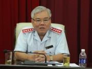 Tổng Thanh tra Chính phủ xin thôi chức vì lý do sức khoẻ