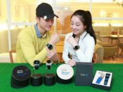 Samsung giới thiệu đồng hồ Gear S3 Golf Edition cho dân chơi golf